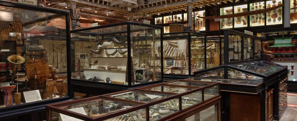 What's Up Doc? Pitt Rivers Museum Documentary