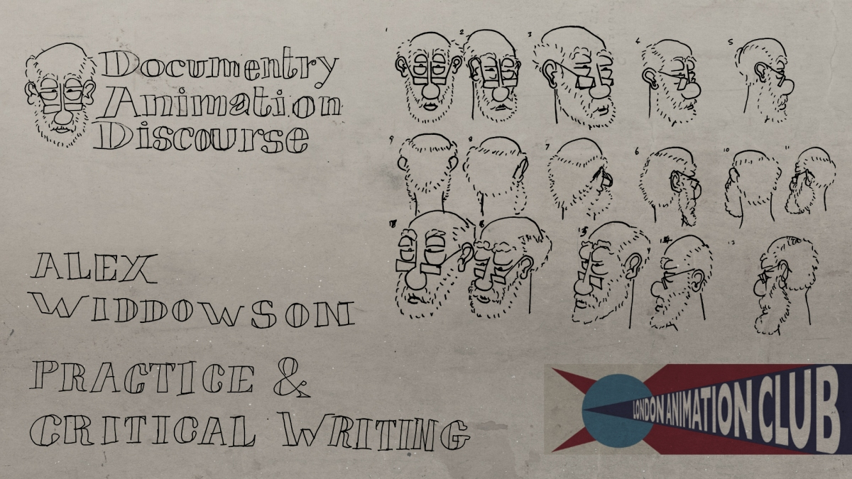 London Animation Club – Documentary Animation Discourse